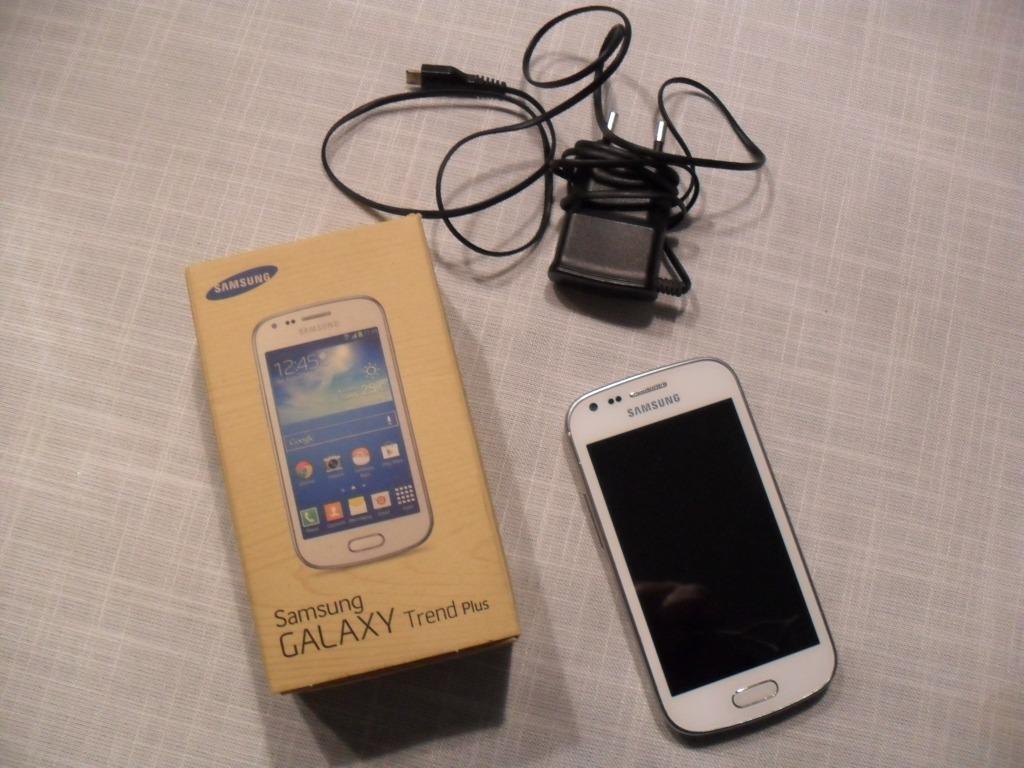Smartfon Samsung Galaxy Trend Plus Kup Teraz Za 50 00 Zl Myszkow Allegro Lokalnie