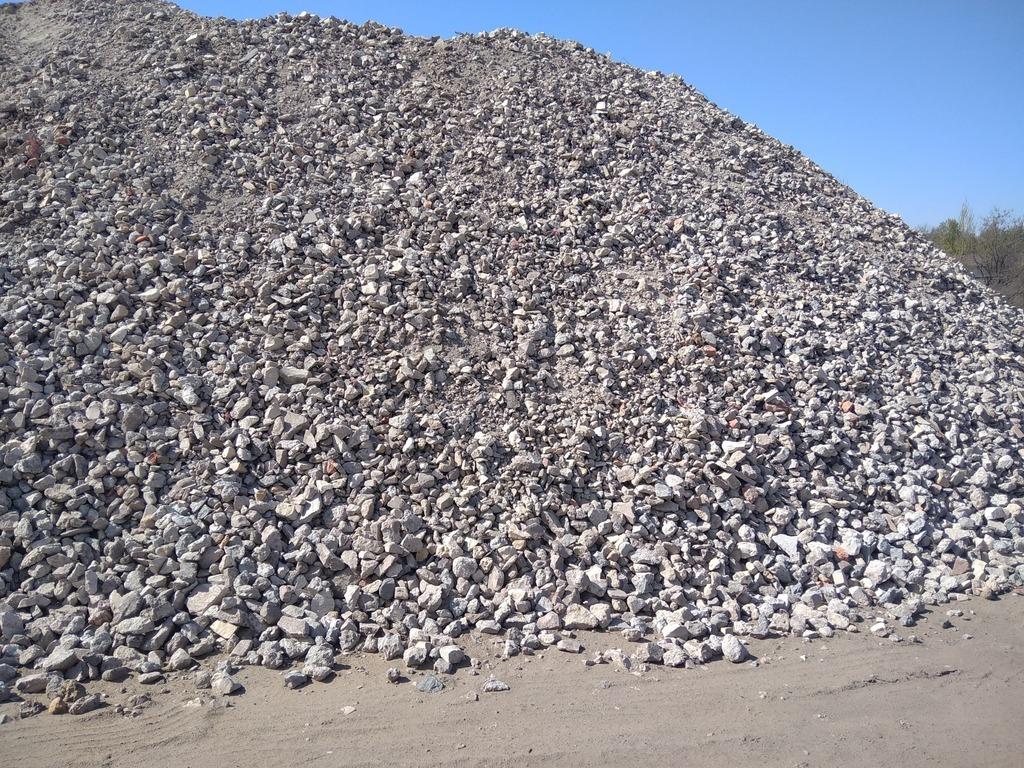 Kruszywo betonowe 0-63 (kamień dolomit)