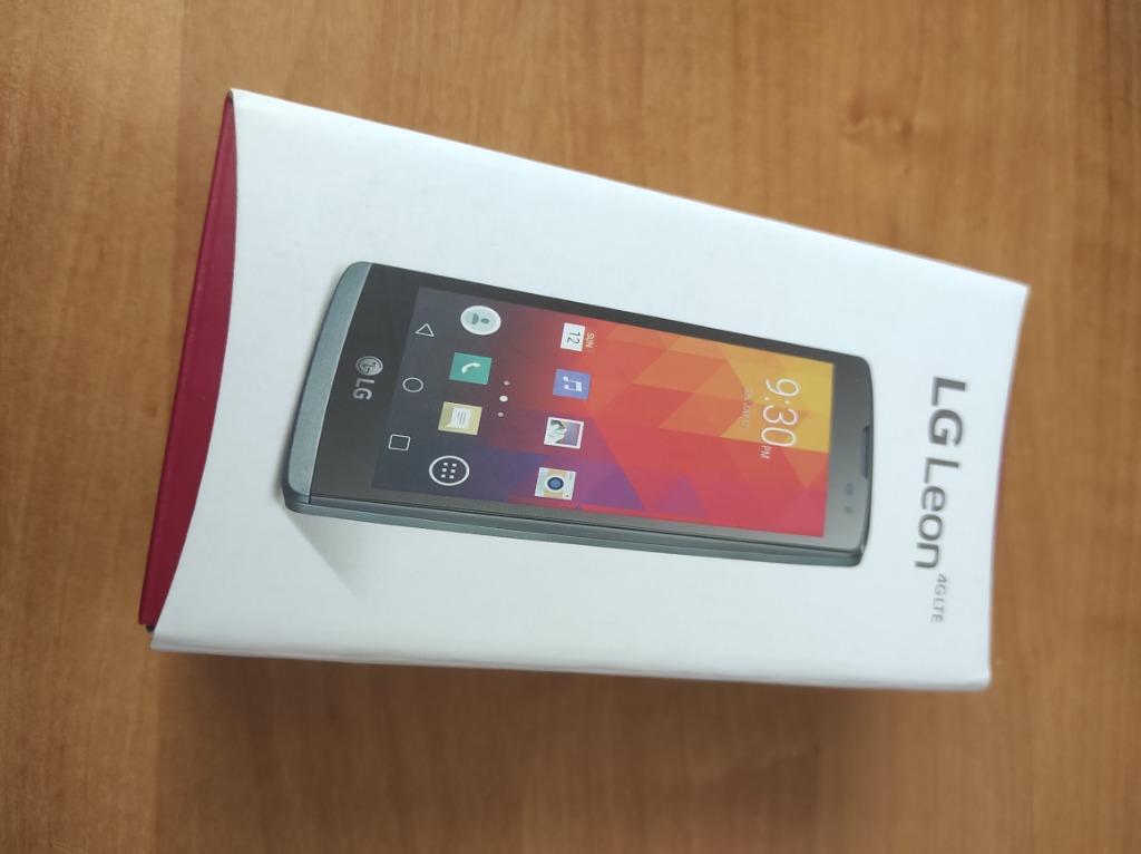 Licytacja Smartfon Lg Leon 4g Lte H340n Steszew Allegro Lokalnie