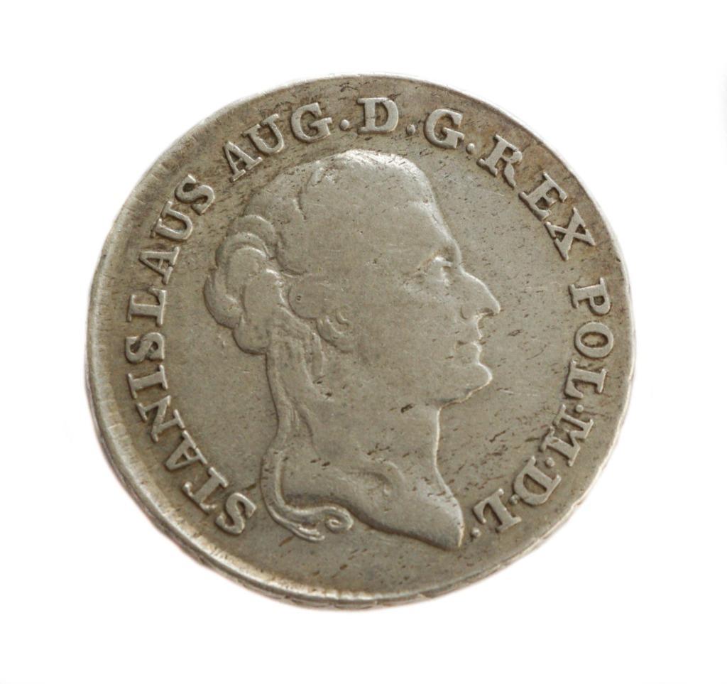 2 злотых кроны 1788