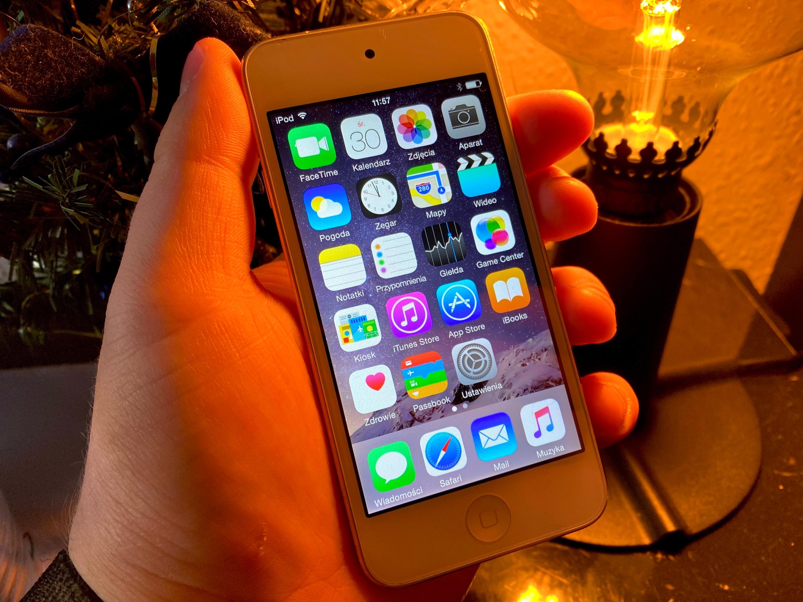 Ipod Touch 5g 16gb Bez Icloud Ios 8 4 1 Kup Teraz Za 199 00 Zl Torun Allegro Lokalnie