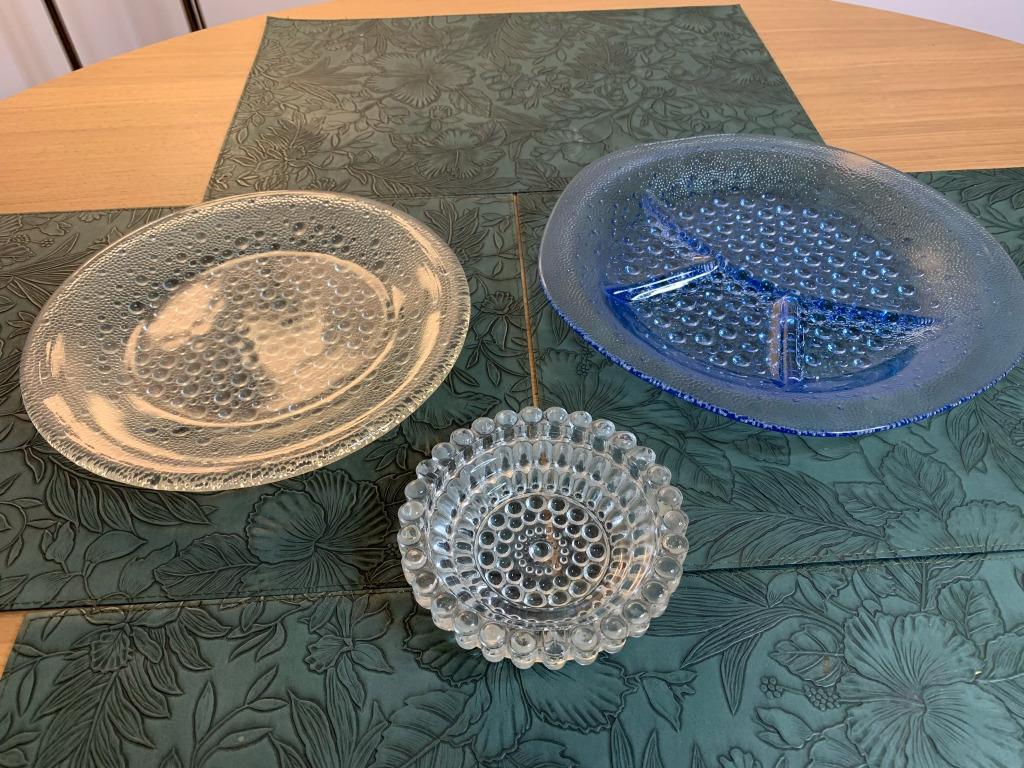 Szkło kryształowe - talerze