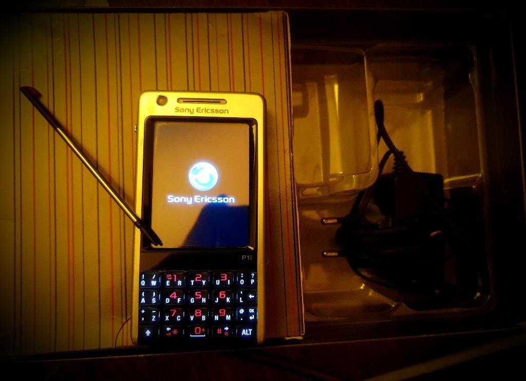 Sony Ericsson P1i Jak Nowy Z Rysikiem Kup Teraz Za 49 99 Zl Rybnik Allegro Lokalnie
