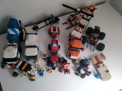 Sprzedam MEGA ZESTAW LEGO!!! 5kg Kup teraz za: 300,00 zł