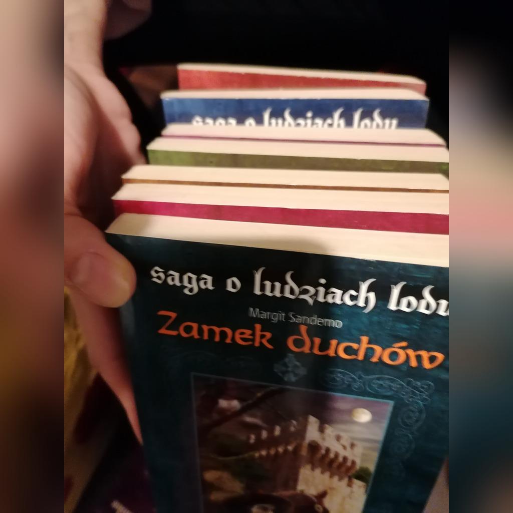 Saga O Ludziach Lodu 47 Tomow Margit Sandemo Cena 299 00 Zl Lask Allegro Lokalnie
