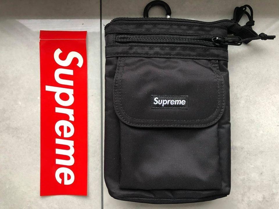 Saszetka Supreme Shoulder Bag Stussy Bape Kup Teraz Za 199 00 Zl Malanow Allegro Lokalnie
