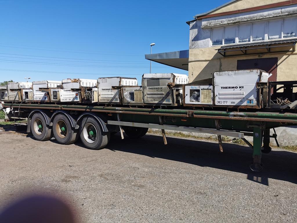 приводимый в действие генераторная установка генераторной установки thermoking контейнер