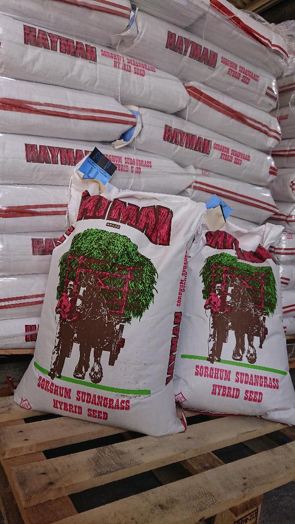 Original Nutri Honey Sorgo с 25 кг суданской травы