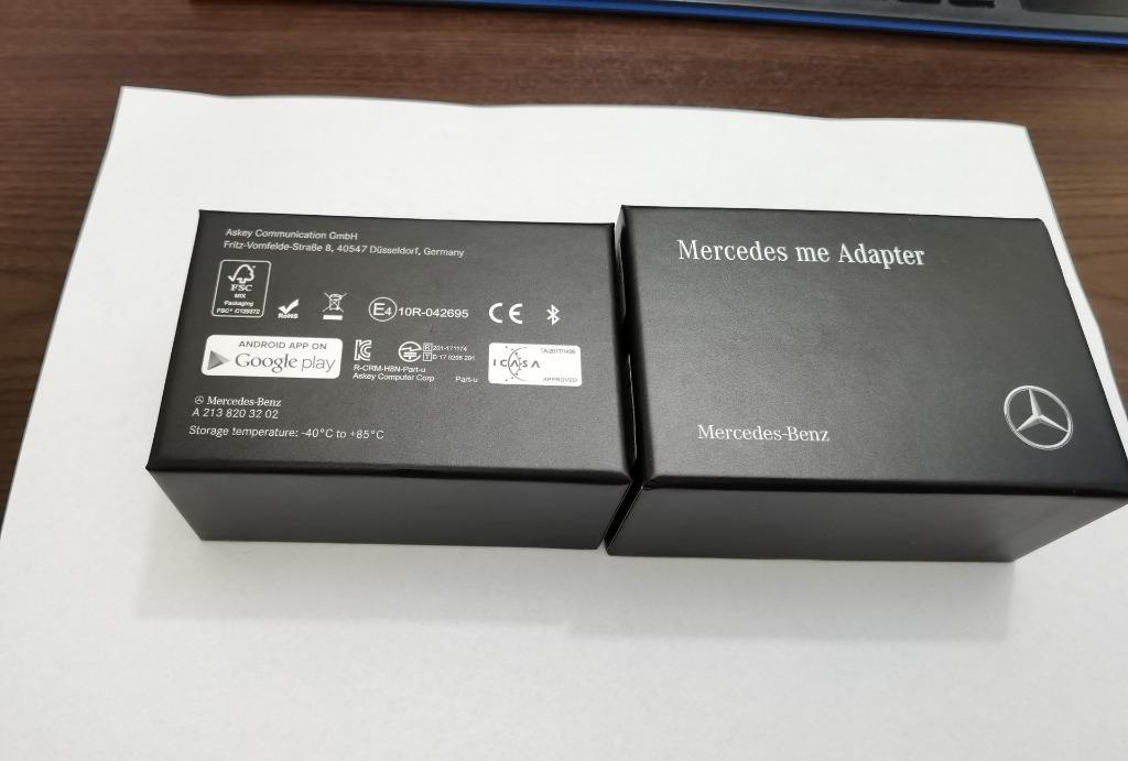 Mercedes Me Adapter A213 820 32 02 Kup Teraz Za 99 00 Zl Lodz Allegro Lokalnie