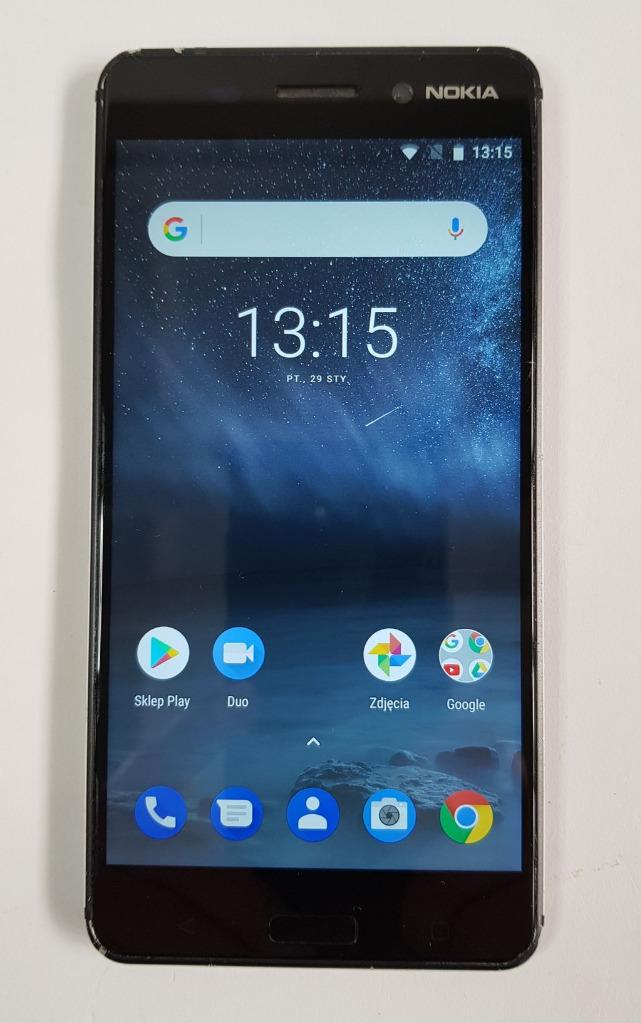Купить Смартфон Nokia 6, 3 ГБ ОЗУ, 32 ГБ на Otpravka - цены и фото - доставка из Польши и стран Европы в Украину.