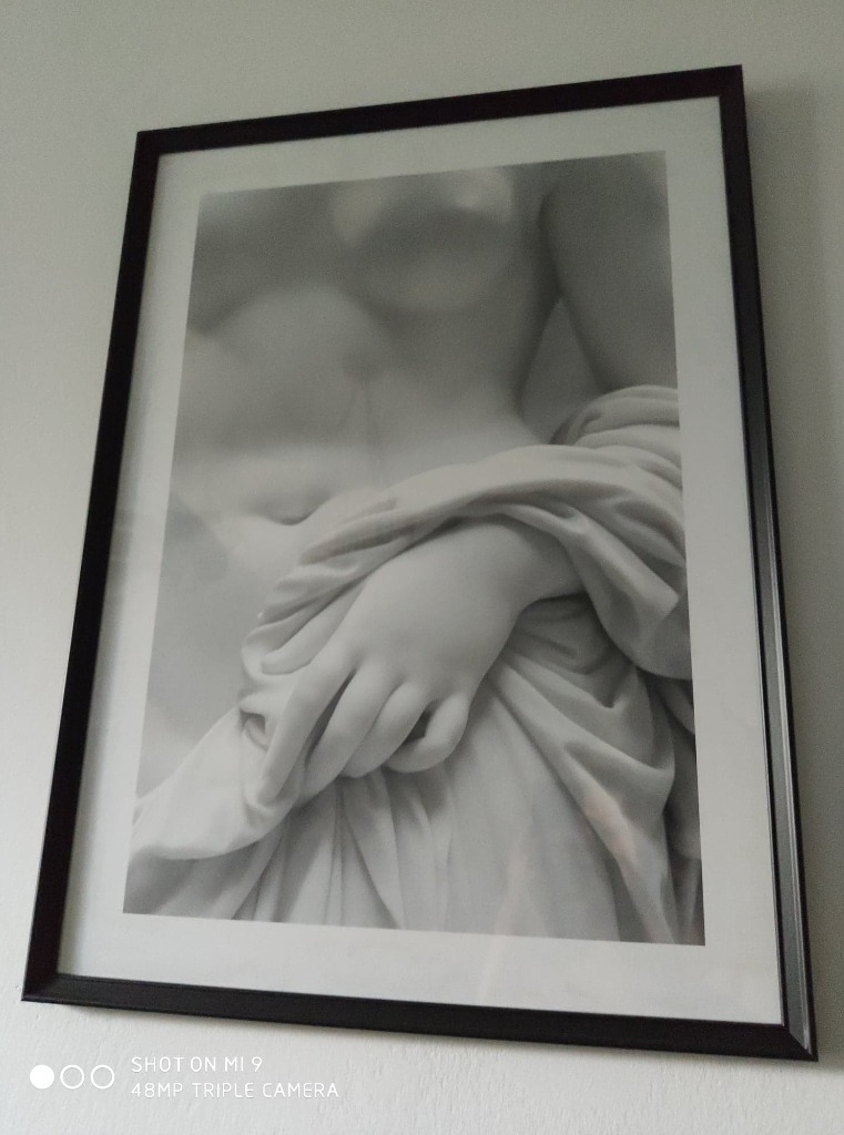 Plakat 50x70- Wenus (statue, rzeźba)