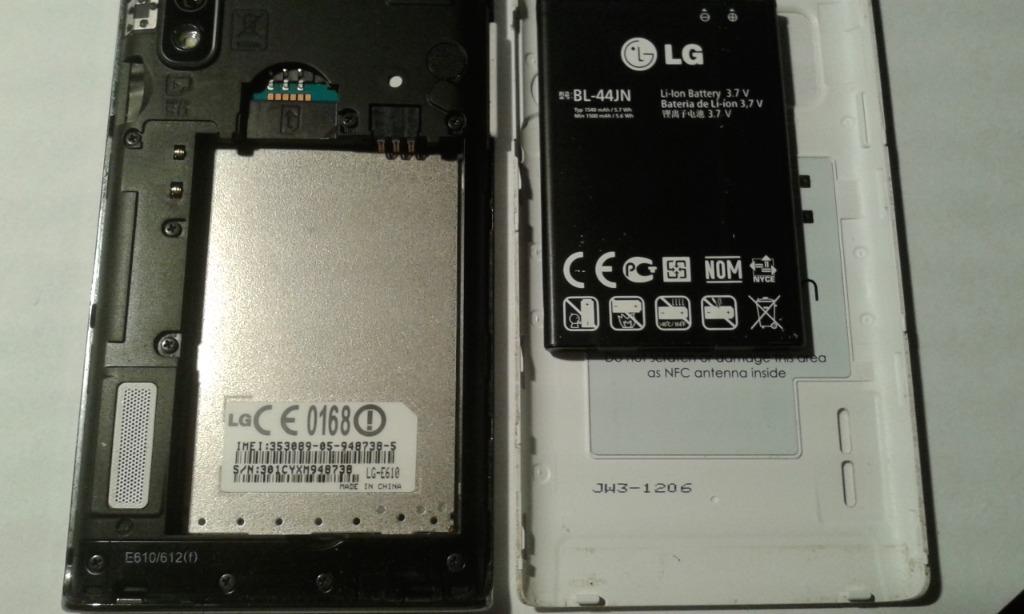 Licytacja Telefon Lg Swift L5 E610 Radzyn Podlaski Allegro Lokalnie
