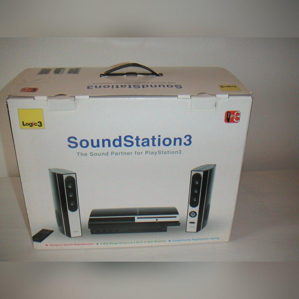 Item Logic 3 SoundStation 3