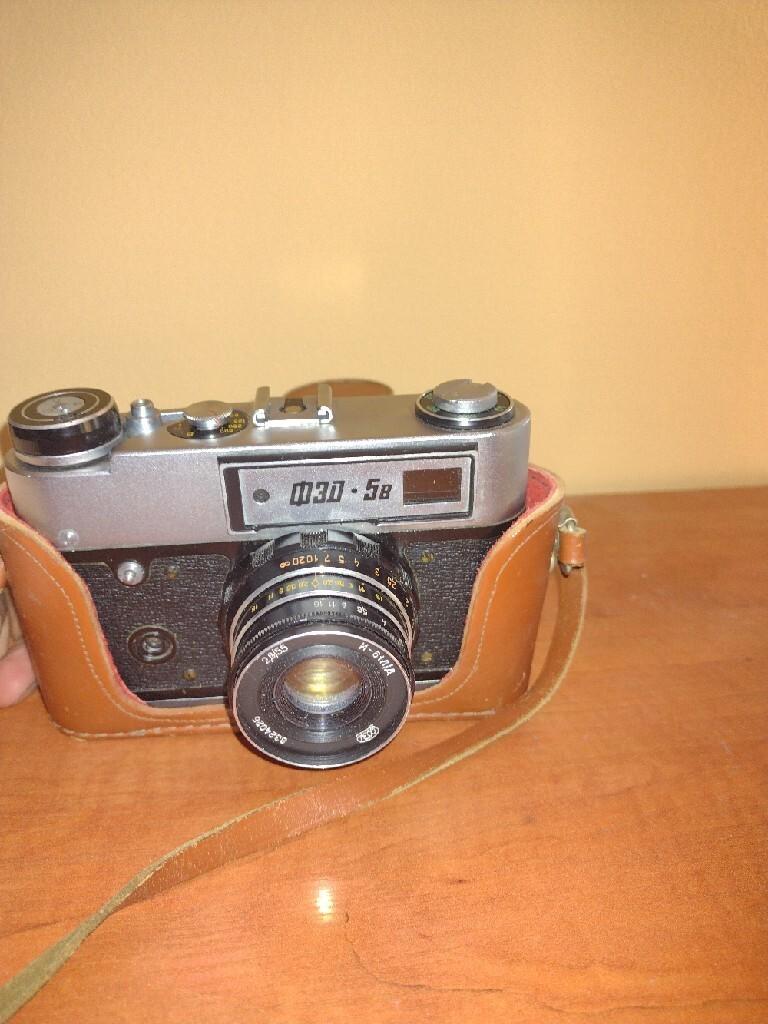 Stary aparat FED 5B