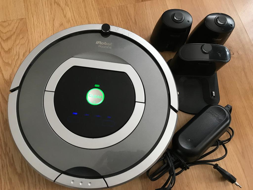 Irobot Roomba 780 Uzywany Kup Teraz Za 799 00 Zl Zabki Allegro Lokalnie