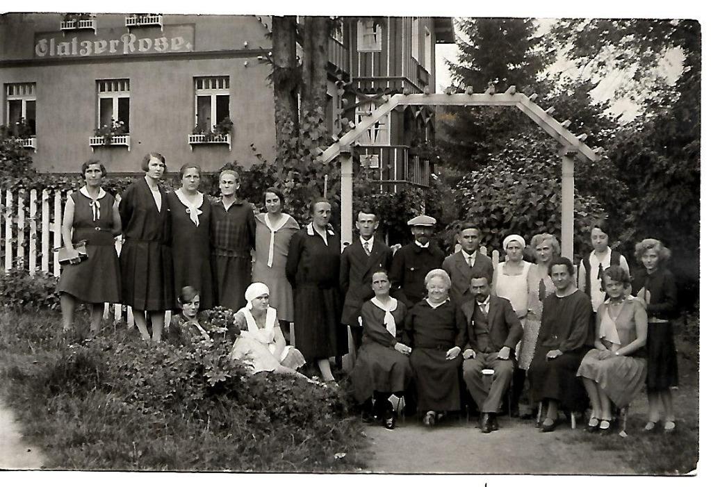 Długopole Zdrój, (Bad Langenau),
