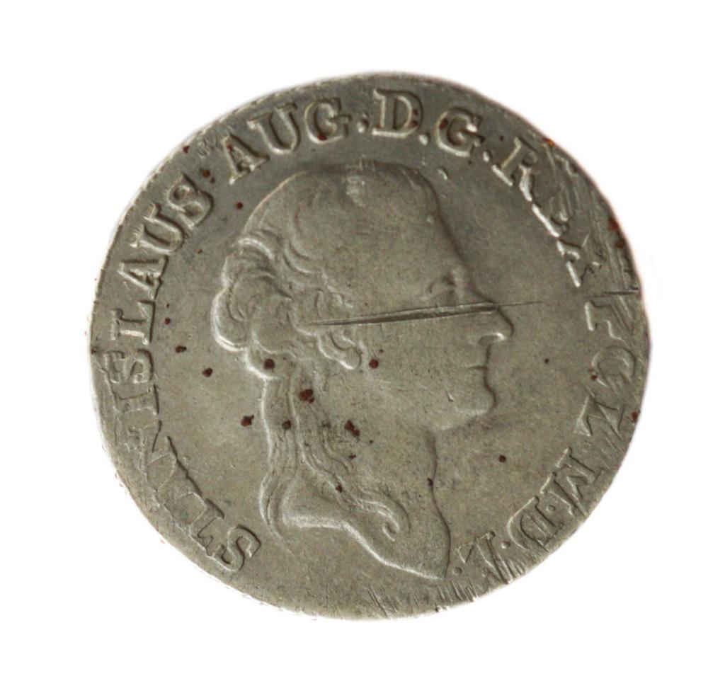 Польский злотый 1790