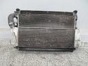 Renault grand scenic ii dci радиаторы вентилятор k