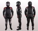 Куртка+ штаны комбинезон мотоциклетный kom004 s