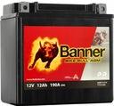 Аккумулятор banner ytx14-bs 12v/ 12ah 190a prad