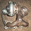 Bmw e90 e92 e93 3.0 бензин 7593015 турбина (83)