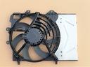 Вентилятор peugeot 1007 207 208 2008 301 thp hdi