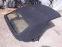 Крыша soft top mercedes c124 w124 cabrio люкс