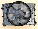 Комплект радиаторов mercedes w205 s205 205 c200 c200d
