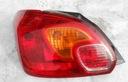 Mitsubishi mirage 13-15 фара левая задняя зад eur