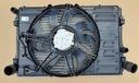 Комплект радиаторов volkswagen tiguan ii allspace 5n 2. 0tsi
