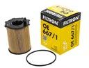 Фильтр масляный filtron запчасть 667/ 1