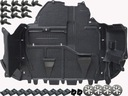Audi tt 8n3 1998-2006 защита нижняя двигателя заклепки