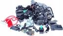 Двигатель 4t 125 cc junak ogar zipp romet акция!!