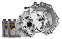Реставрированная коробка передач m32 1.4 | 6 передач