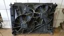Chevrolet captiva 2012r 2.4 радиатор вентилятор