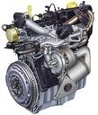 Двигатель 1.5 dci renault dacia logan sansero k9k400