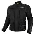 Shima hero black куртка мотоциклетная cordura