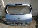 Renault grand scenic ii крышка зад задняя багажника