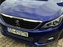 Peugeot 308 - молдинги хром на решітка atrape tuning
