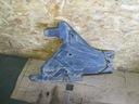 Защита плита кузова renault laguna iii 149540001