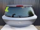 Opel astra h gtc крышка багажника z163