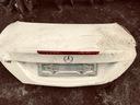 Mercedes slk r 172 бампер крышка зад w172