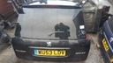 Peugeot 206 sw универсал крышка зад задняя к-т в-wa