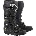 Ботинки alpinestars tech 7 enduro drystar black/ gray