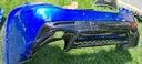 Lexus rcf rc бампер зад спойлер диффузор крышка
