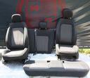 Комплект сиденье диван обогреваемое opel corsa 3d opc