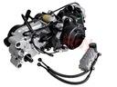 Двигатель 150cc+ навесное quad hummer grizzly 150/ 200