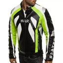 Куртка мотоциклетная eko кожа l devil
