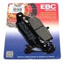Колодки тормозные ebc suzuki gs 500 1996-2008 перед