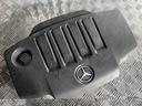 Mercedes w177 w118 w247 x157 защита двигателя верх.